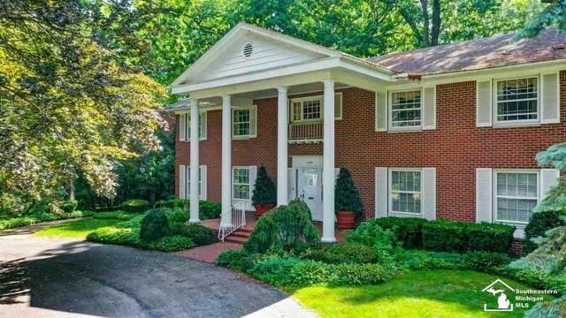1544 Hollywood Drive, Monroe, MI 48162 (MLS #50044615) :: The BRAND Real Estate