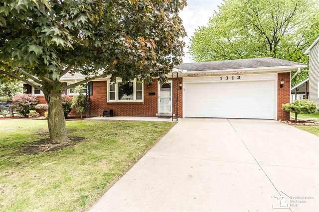 1312 N Roessler, Monroe, MI 48162 (MLS #50044716) :: The BRAND Real Estate
