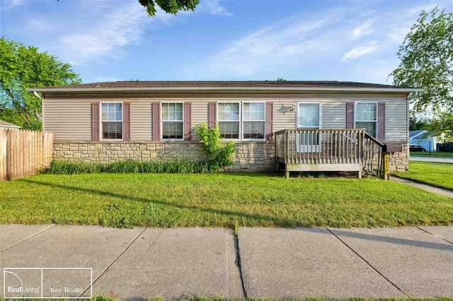 26770 Kathy St, Roseville, MI 48066 (MLS #50044722) :: The BRAND Real Estate