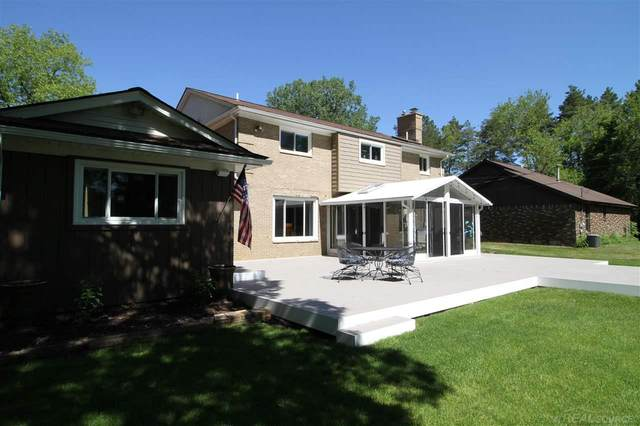 3360 Angelus, Independence Twp, MI 48329 (MLS #50044736) :: The BRAND Real Estate
