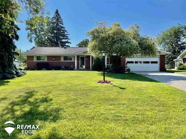 5415 Jerome Ln, Grand Blanc, MI 48439 (MLS #50044793) :: The BRAND Real Estate