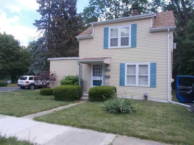 981 Bradley, Flint, MI 48503 (MLS #50044836) :: The BRAND Real Estate