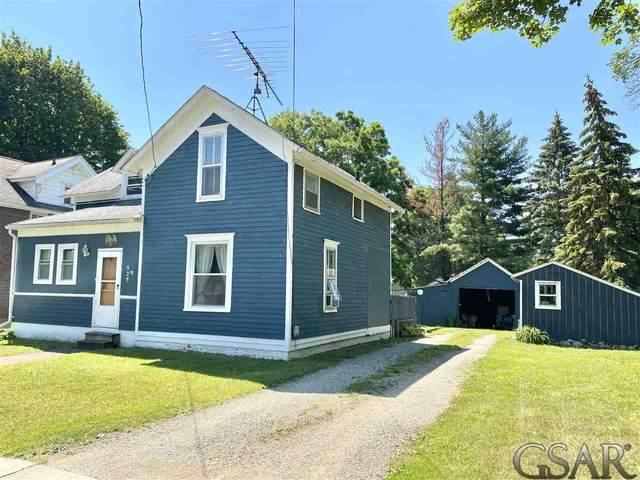525 W Stewart St, Owosso, MI 48867 (MLS #50044840) :: Kelder Real Estate Group
