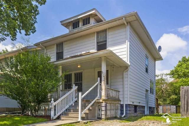 517 Riverview, Monroe, MI 48162 (MLS #50044850) :: The BRAND Real Estate