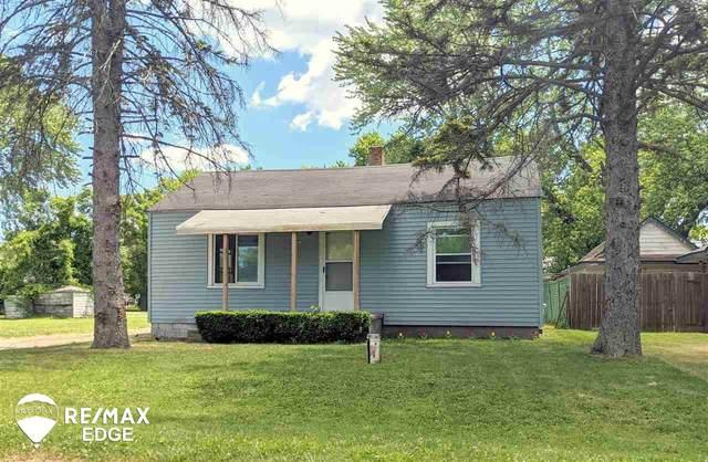 6022 Pearl St., Burton, MI 48509 (MLS #50044919) :: Kelder Real Estate Group