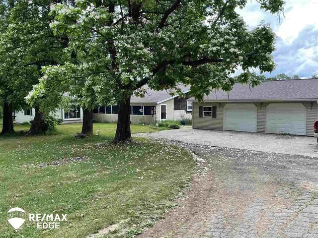 2862 Klam Rd, Lapeer, MI 48446 (MLS #50045082) :: Kelder Real Estate Group