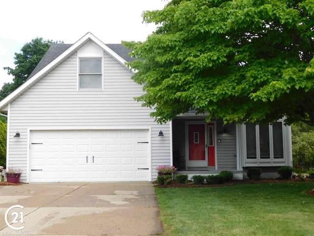 5063 June Drive, Almont, MI 48003 (MLS #50045223) :: Kelder Real Estate Group