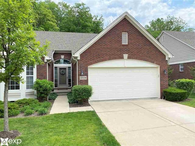 30138 Lanford, Novi, MI 48377 (MLS #50045228) :: Kelder Real Estate Group