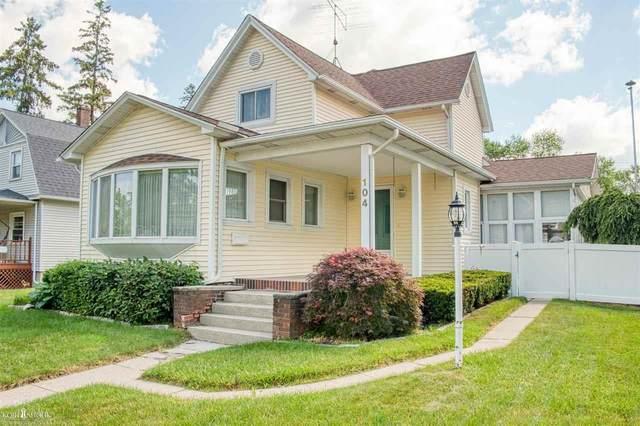 104 N Detroit, Durand, MI 48429 (MLS #50045284) :: Kelder Real Estate Group