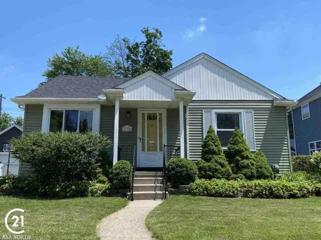 2758 Tyler, Berkley, MI 48072 (MLS #) :: Kelder Real Estate Group