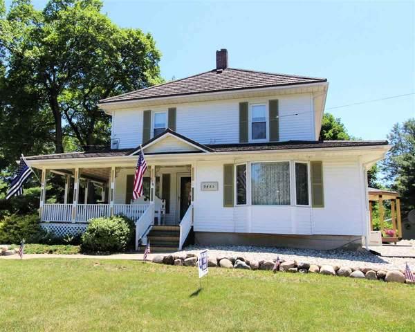 9485 Beecher Road, Flushing, MI 48433 (MLS #50045318) :: Kelder Real Estate Group