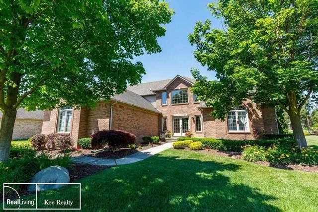 54905 Danielle Dr, New Baltimore, MI 48047 (MLS #50046002) :: Kelder Real Estate Group