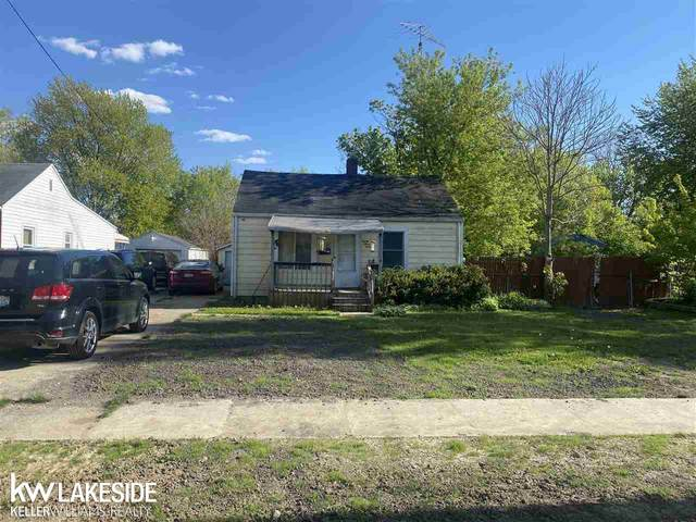 3320 Leith St, Flint, MI 48506 (MLS #50046244) :: Kelder Real Estate Group