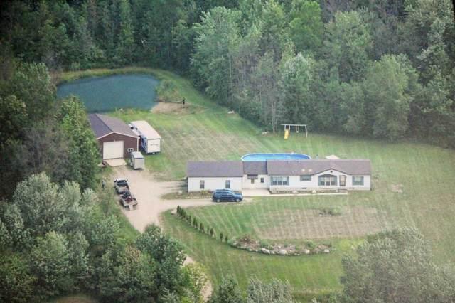 6051 S Reed Rd, Durand, MI 48429 (MLS #50046274) :: Kelder Real Estate Group