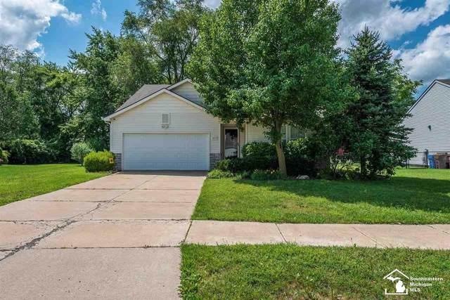 1871 Greton, Monroe, MI 48162 (MLS #50046702) :: Kelder Real Estate Group