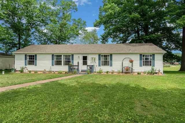 4149 S Oak Dr, Beaverton, MI 48612 (MLS #50046932) :: The BRAND Real Estate