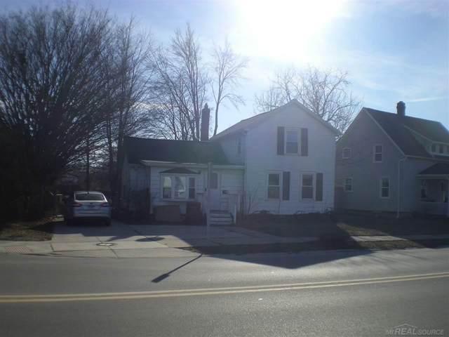 319 W Columbia, Belleville, MI 48111 (MLS #50046996) :: Kelder Real Estate Group