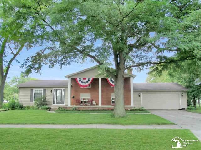 105 Cranbrook Blvd, Monroe, MI 48162 (MLS #50047027) :: Kelder Real Estate Group