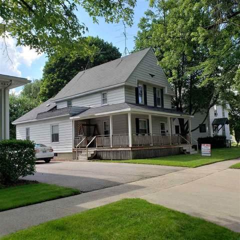605 N Saginaw, Durand, MI 48429 (MLS #50047090) :: Kelder Real Estate Group