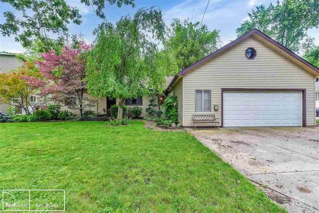 640 Hendrickson Blvd, Clawson, MI 48017 (MLS #50047143) :: Kelder Real Estate Group