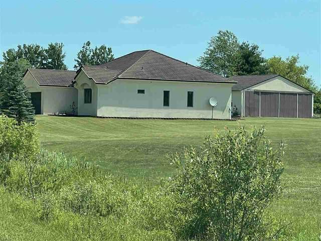 1919 Highlanders Way, Gladwin, MI 48624 (MLS #50047155) :: Kelder Real Estate Group