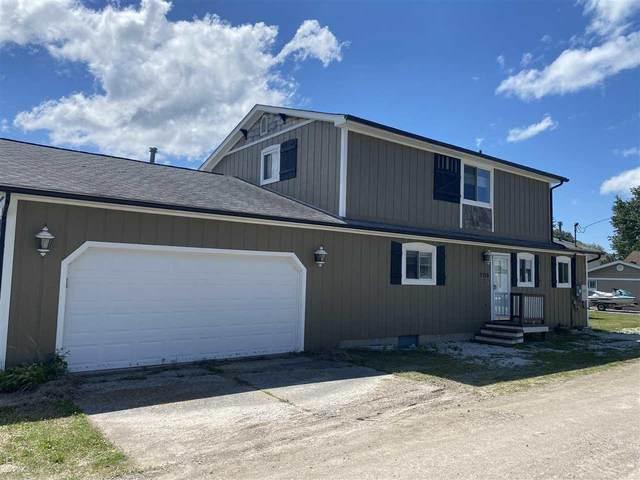 7115 Lazy Lane, Harsens Island, MI 48028 (MLS #50047171) :: Kelder Real Estate Group