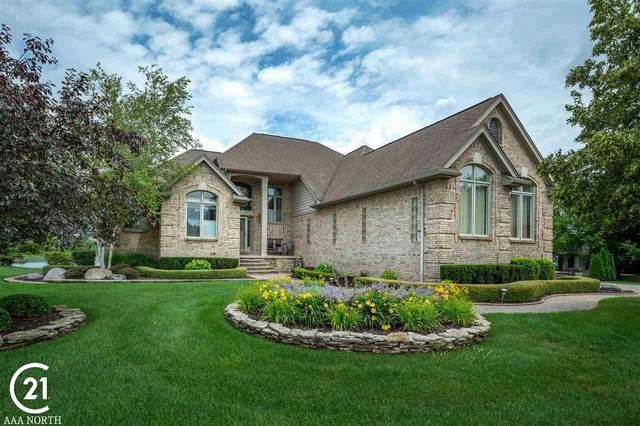 68056 Lake Angela Drive, Richmond, MI 48062 (MLS #50047192) :: Kelder Real Estate Group