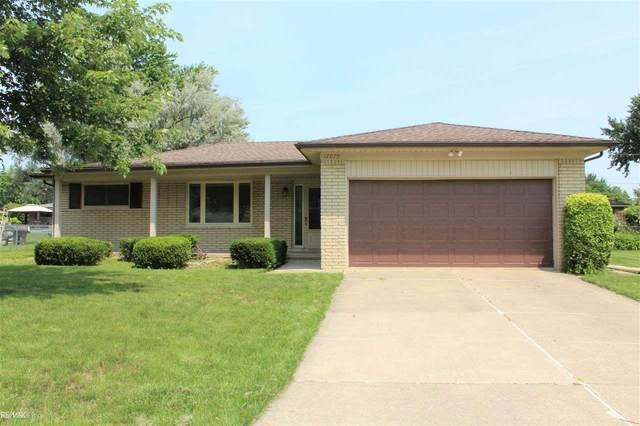 17079 Tremlett, Clinton Township, MI 48035 (MLS #50047229) :: Kelder Real Estate Group