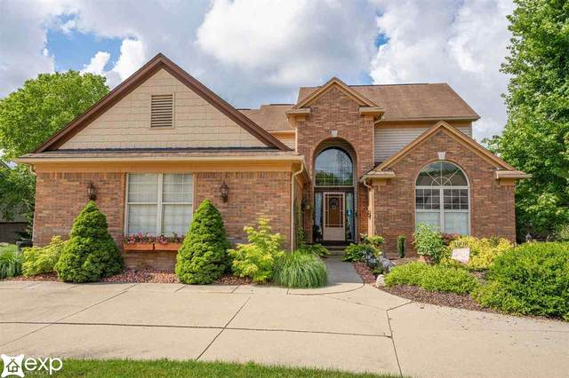 4998 Spring Meadow, Clarkston, MI 48348 (MLS #50047233) :: Kelder Real Estate Group
