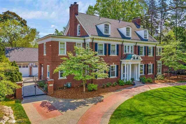 1040 Harvard, Grosse Pointe Park, MI 48230 (MLS #50047263) :: Kelder Real Estate Group