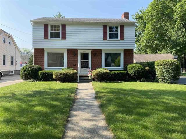 2004 Tenth Street, Bay City, MI 48708 (MLS #50047270) :: Kelder Real Estate Group