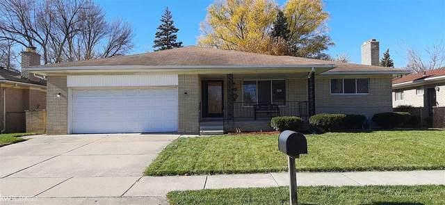 20815 Montrose, Warren, MI 48089 (MLS #50047292) :: Kelder Real Estate Group