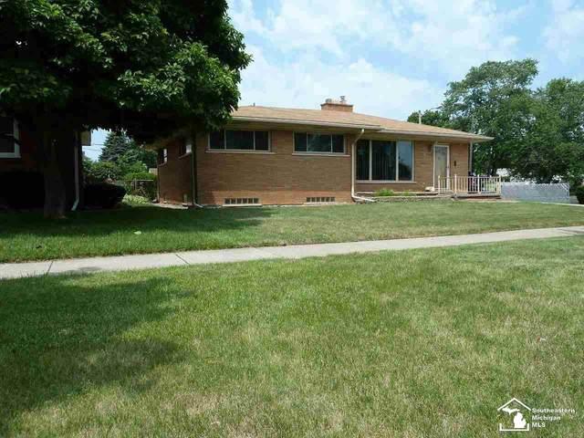 14148 Northline, Southgate, MI 48195 (MLS #50047315) :: Kelder Real Estate Group