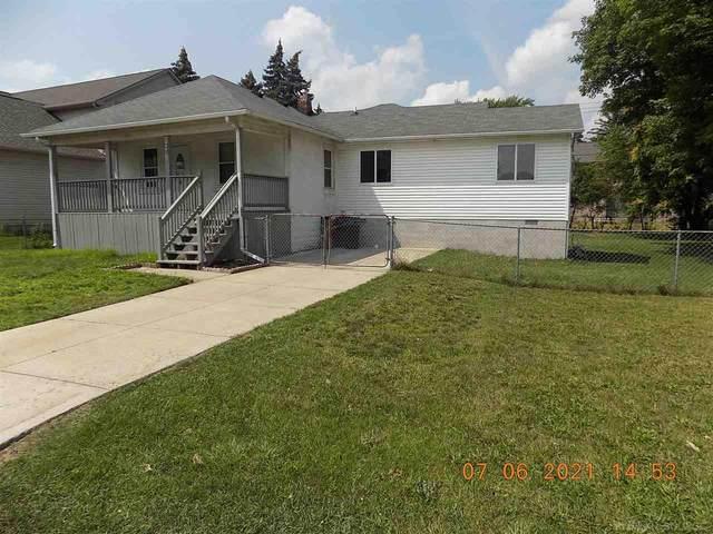 1081 Hartland, Troy, MI 48083 (MLS #50047406) :: Kelder Real Estate Group