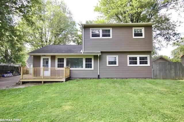 24784 Harrison St, Harrison Twp, MI 48045 (MLS #50047427) :: Kelder Real Estate Group