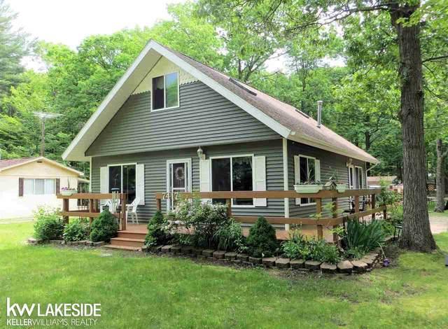 7417 Easy St, Caseville, MI 48725 (MLS #50047441) :: Kelder Real Estate Group