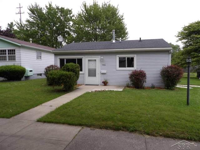 506 S 22nd Street, Saginaw, MI 48601 (MLS #50047520) :: Kelder Real Estate Group