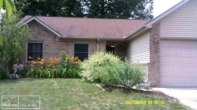 9536 Rachel, Algonac, MI 48001 (MLS #50047575) :: Kelder Real Estate Group
