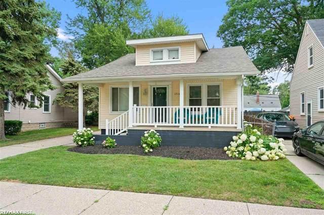 1714 Albany St, Ferndale, MI 48220 (MLS #50047612) :: Kelder Real Estate Group