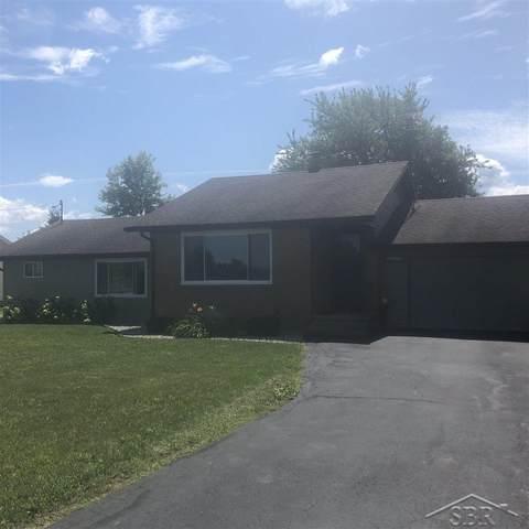 3129 Pierce, Saginaw, MI 48604 (MLS #50047619) :: Kelder Real Estate Group