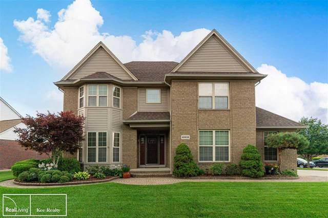 48838 Village, Macomb Twp, MI 48044 (MLS #50047650) :: Kelder Real Estate Group