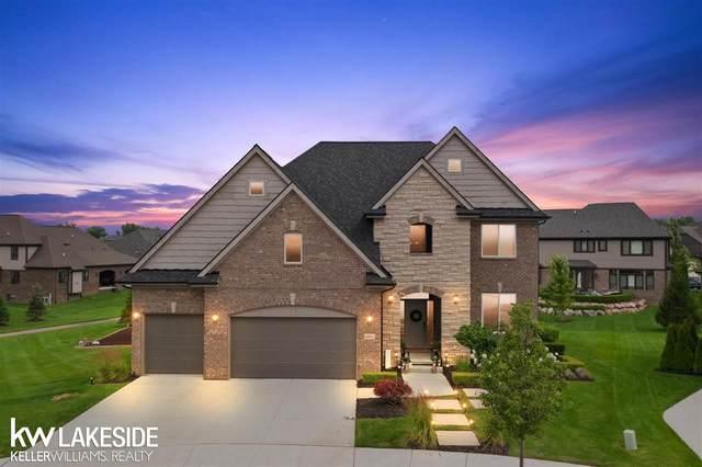 60615 Onyx, Washington, MI 48094 (MLS #50047666) :: Kelder Real Estate Group