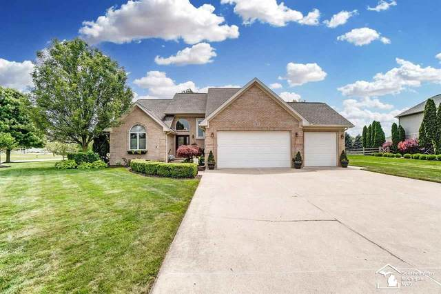 285 Pebble Beach, Monroe, MI 48162 (MLS #50047734) :: Kelder Real Estate Group