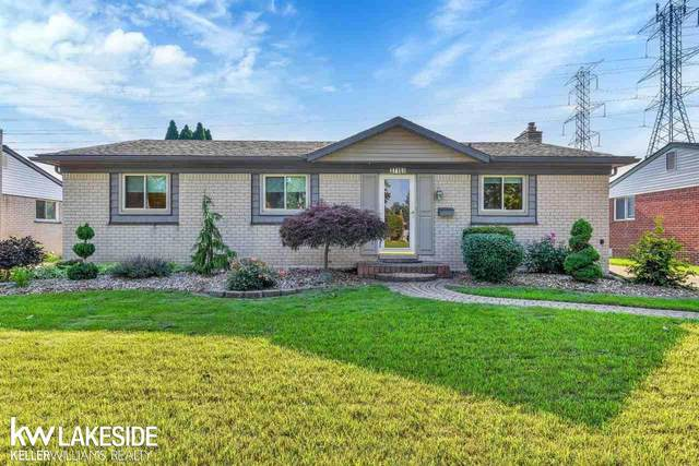 37158 Alper Dr, Sterling Heights, MI 48312 (MLS #50047782) :: Kelder Real Estate Group