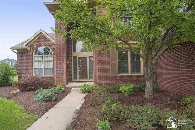 45823 Bristol Circle, Novi, MI 48377 (MLS #50047784) :: Kelder Real Estate Group