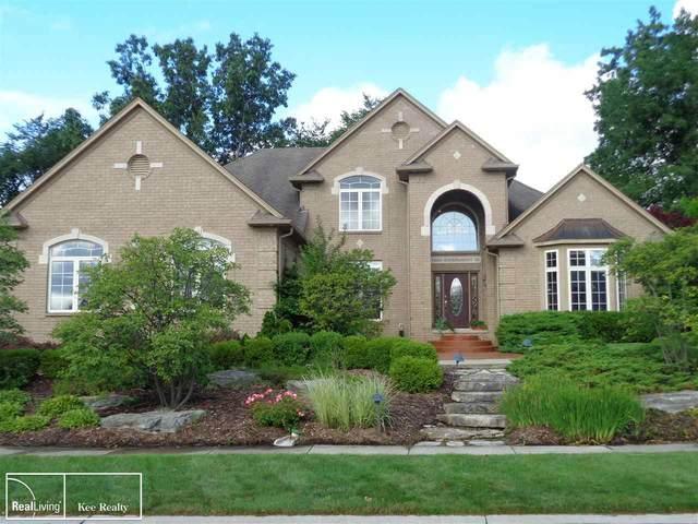 62935 Tournament, Washington, MI 48094 (MLS #50047835) :: Kelder Real Estate Group