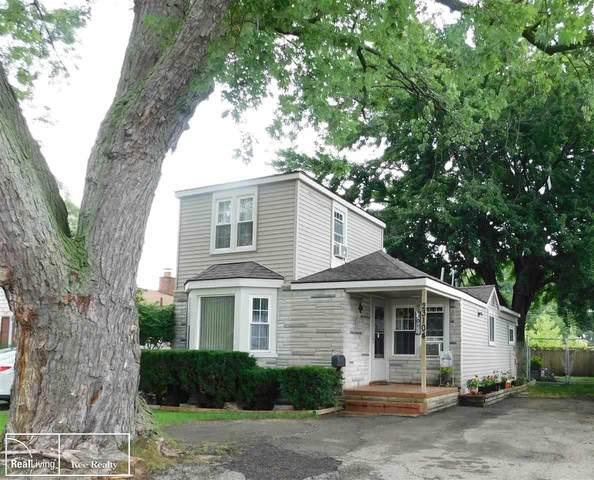 23104 Columbus Ave., Warren, MI 48089 (MLS #50047836) :: Kelder Real Estate Group