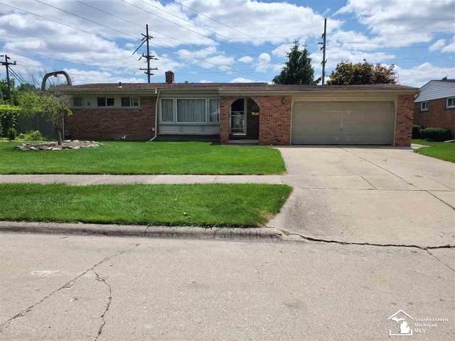 19065 Herrick, Allen Park, MI 48101 (MLS #50047872) :: Kelder Real Estate Group