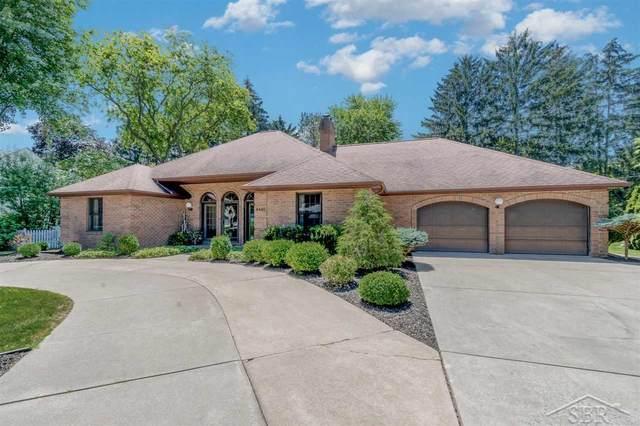 4445 Dirker Rd, Saginaw, MI 48603 (MLS #50047924) :: Kelder Real Estate Group