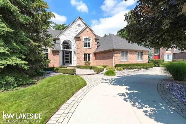 53987 Trent River, Utica, MI 48315 (MLS #50047938) :: Kelder Real Estate Group